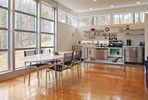 floors of plywood / by Paula Wellings