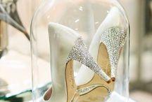 Sapatos de Noiva | Wedding Shoes / + inspirações para seu casamento: www.noivasdobrasil.com.br