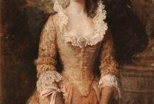 17th - 20th century art