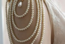 Pearls + Chanel