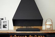 Interiors / Fireplaces