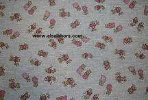Robes,telas, fabrics, tissues.. / Telas de patchwork