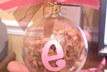 Ornament Ideas / by Jennette Golder