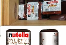 Nutella! / by Lauren Chittam