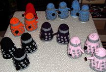 Amusing knitting & crochet