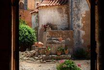 Monasteries of Crete
