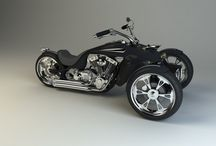 diseño triciclo