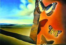 Art8+Art9/10: Proj.2 - Surrealism, Salvador Dali