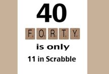 My 40's