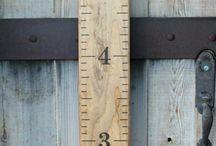 metre en bois