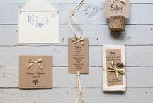Wedding stationery by Fotosintesi / Wedding stationary - Graphic for wedding - wedding invitation