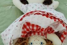 dolls / by Lynne Chaffee