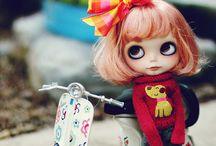 blythe, pullips, doll