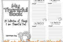 Thanksgiving Classroom Ideas