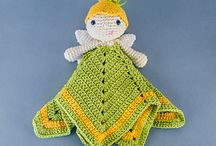 Crochet - Toy and Lovey Patterns / by Jacque St.Clair