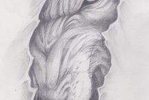 forearm sketch