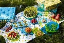Een picknick? Da's chique! / Onze tips & tricks voor een succesvol etentje met je blote voetjes in het gras!