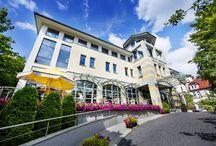 Hotel Haffner / Hotel Haffner to 4 - gwiazdkowy hotel w Sopocie. Posiada szereg ofert biznesowych. Do dyspozycji gości jest 99 pokoi i 6 apartamentów.