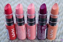 BEAUTY - Lipstick / Lipstick Swatches, Colors, Favorites, Wishlists, Reviews and more