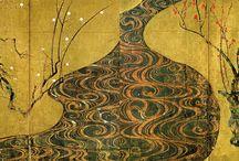 尾形光琳(1658-1716)