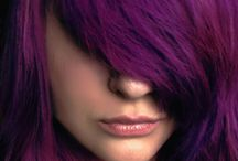 Vibrant Hair-I Love Color / Artificial hair colors / by Akeema Richards