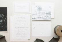 Charley Paper Company / Wedding invitations and stationery design from Charley Paper Company, a boutique wedding invitation shop.