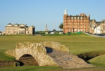 Golfing / Wonderful places to play golf in the UK and Ireland.