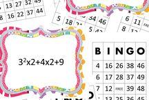 Algebra 1 / by Kelsey Fallis