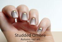 Maria's Nail / My own blog about nails, nail arts, nail polishes, nail care, inspiration, etc... :)  http://mariasnail.blogspot.it/