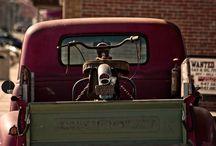 Cars && Trucks! / by Samantha Van Dyke
