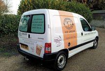 Clients   Caroline's Dairy / #PR and #marketing for Caroline's hand made luxury ice cream...