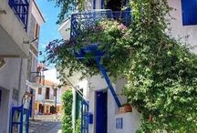 Greece travel destination