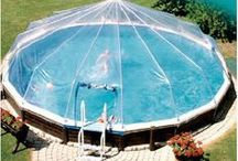 Above ground pool ideas / Ways to care for above ground pool