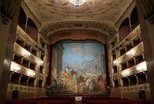 Spazi   Teatro della Pergola, Firenze / Il Teatro della Pergola è il teatro storico di Firenze ed uno dei più antichi e ricchi di storia di tutta Italia. www.teatrodellapergola.com
