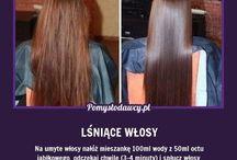 włosy pielęgnacja