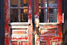Doors/Windows / by Ann Walker