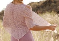 Lace patterns / Gorgeous lace patterns made from DROPS yarns / by DROPS Design