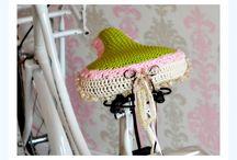 crochet for bike