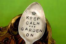 Creative Garden Ideas / Beautiful, simple, creative and sometimes ingenious gardening ideas.