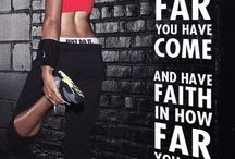 Working Out / by GospelFit™