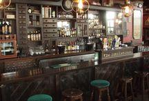 Pub/bar interior ideas