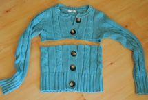 old swetar refashion