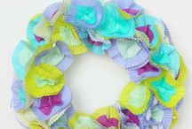 Wreaths / by Christina Anderson