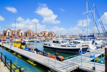 Eastbourne / This traditional Victorian Holiday resort has charm unrivalled on the south coast