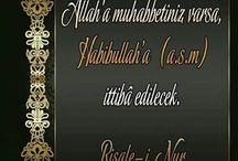 ⭐️ RİSALE-İ NUR' DAN VECİZELER / #NurRisaleleri #Vecize #Bediüzzaman