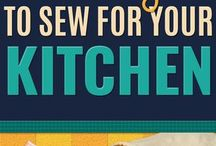 Sewing for Kitchen