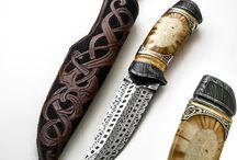 knives,axe.....
