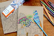 Coloring Cahier XL