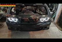 BMW в разбор