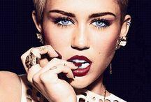 Miley Cyrus  / by Makayla
